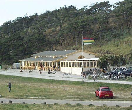 Strandpaviljoens.